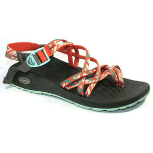 Chaco Womens ZX/2 Tunnel Tango Sandals Size 10